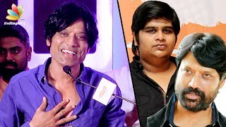 Karthik Subbaraj made me an actor from a director : SJ Surya Speech | Mercury, Iraivi Director