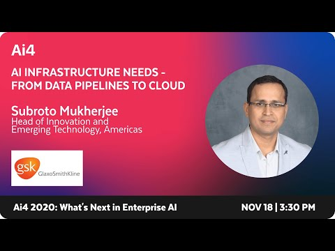 AI Infrastructure Needs - From Data Pipelines to Cloud