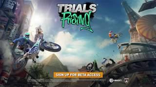 Trials Rising E3 2018 Announcement Trailer Ubisoft NA