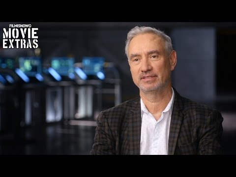 Independence Day: Resurgence | On-set with Roland Emmerich 'Director' [Interview]