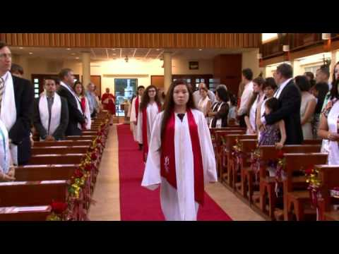 Confirmation Ceremony 2014 - YouTube