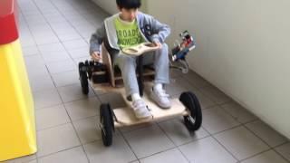 Publication Date: 2017-03-14 | Video Title: 浸信會天虹小學  --  智能環保空氣監察車