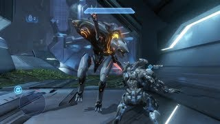 Halo 4 - Knight in White Assassination Achievement Guide