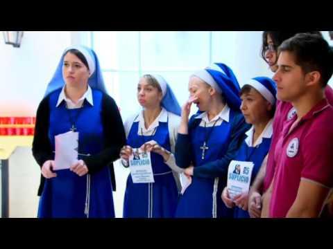 """El balotaje llegó al convento de """"Esperanza Mía"""""""