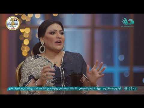 بدرية طلبة: الممثلين الكوميديين مهدور حقهم .. أنا مش واخده حقي في التكريمات!