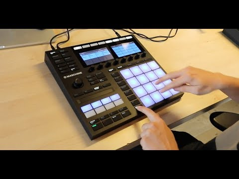 Native Instruments Maschine 3 First Look