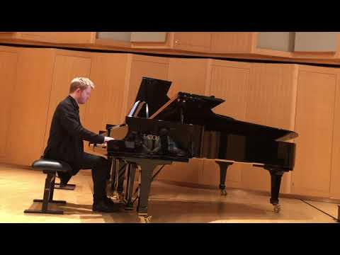 MAHLER Symphony #9 Adagio - Piano Transcription by Harold Byrns - World Premiere
