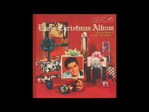 ELVIS PRESLEY - Elvis' Christmas Album (full album)