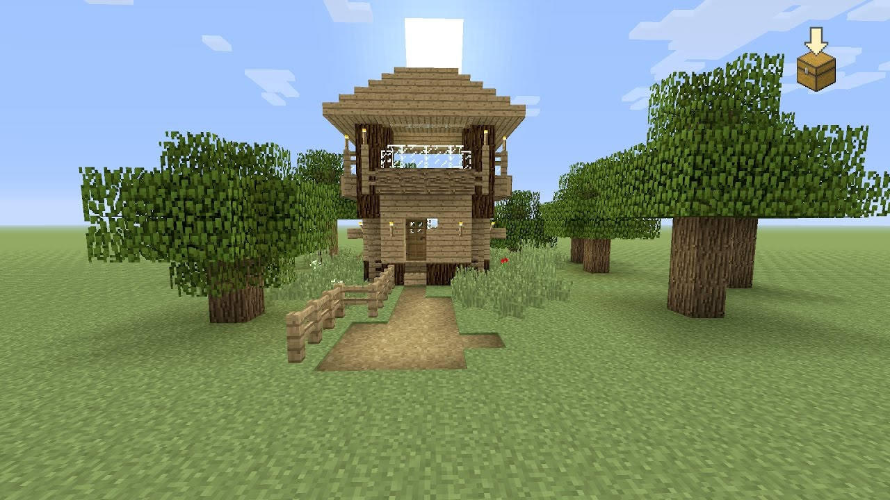 minecraft beginners huis bouwen nederlands 4 youtube