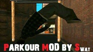 GTA San Andreas: Parkour 40 mod (Мод:SA:MP)