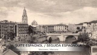 "Joaquin Nin ""Suite espagnole (1930)"" live recording"
