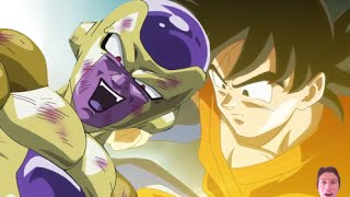 Why i don't talk about dragon ball z - revival of f new movie trailer & frieza's golden form