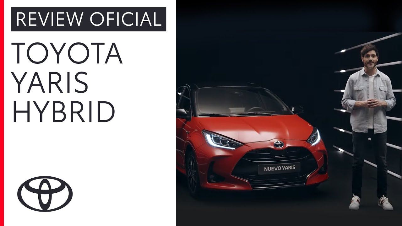 Nuevo Toyota Yaris Electric Hybrid 2020 | Análisis completo | Review