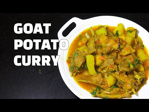 Goat Curry - Goat Mutton Masala - Indian Style Goat Curry - Goat Recipes Youtube