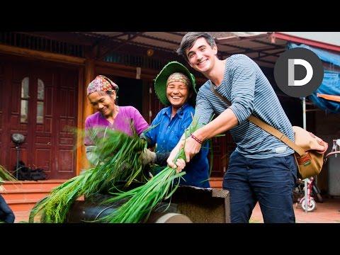 Donal's Vietnamese Adventure: Rice & Bun Cha