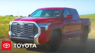 2022 Toyota Tundra Overview | Toyota