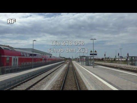 Führerstandsmitahrt Mühldorf - München Hbf   HD