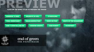 END OF GREEN - The Painstream (Preview) | Napalm Records