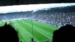 Mimoun Azaouagh scores for Bochum in Derby against Schalke
