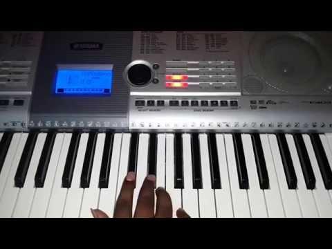 Thani Oruvan Theme Song Keyboard Notes