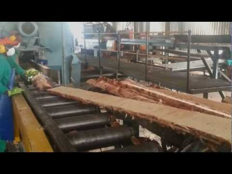 Multisaw - Pallet Sawmill