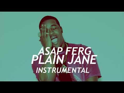 Asap Ferg - Plain Jane (INSTRUMENTAL)