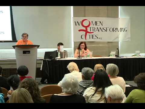WTC Conference 2013 - Prabha Khosla: Gender equality + social inclusion