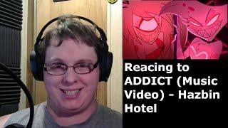 Reacting to Vivziepops Addict Music Video (Reaction Week 24 Ep 4)