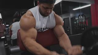 Building Bigger Biceps - Complete Raw Arm Workout