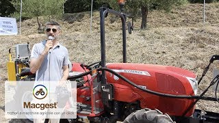 Argo Tractors - McCormick #enovitis in campo 2017