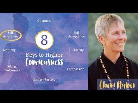 Cheri Huber Audio Interview - Self Awareness, Overcoming Conditioned Mind