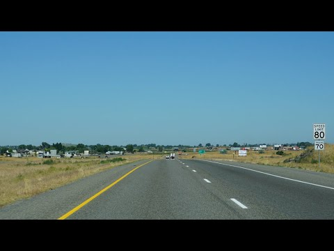 2K16 (EP 10) Interstate 84 West: Twin Falls to Mountain Home, Idaho.