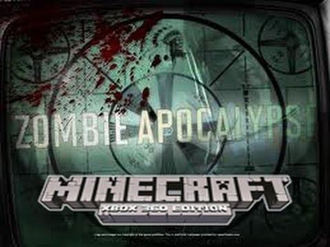 Minecraft Xbox 360 Zombie Apocalypse map wDownload  YouTube