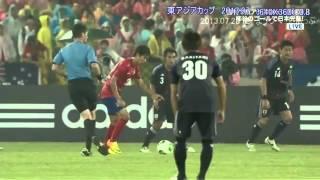 「韓国 1×2 日本」ハイライト  サッカー東アジアカップ2013