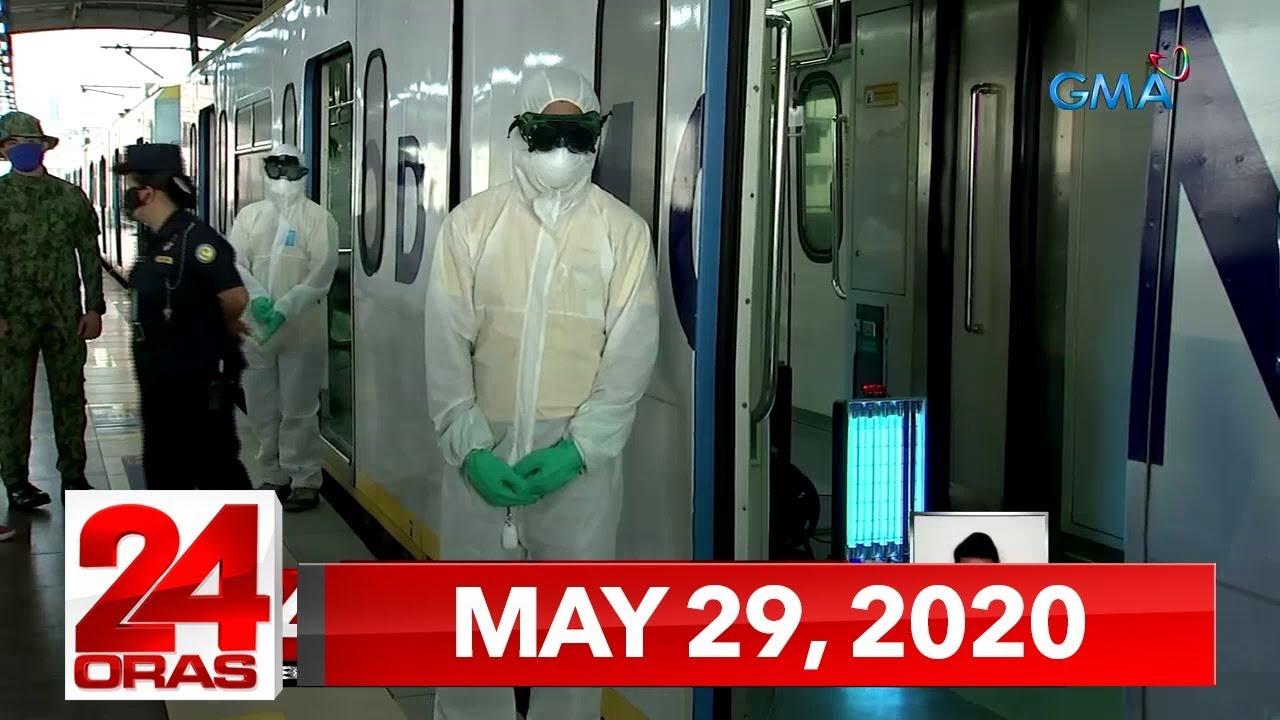 Download 24 Oras Express: May 29, 2020 [HD]