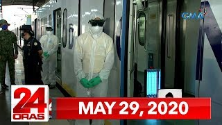 24 Oras Express: May 29, 2020 [HD]