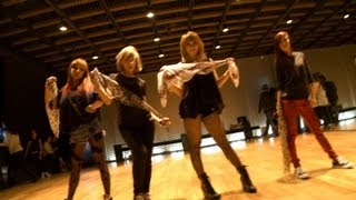 2NE1 - 'I LOVE YOU' Dance Practice