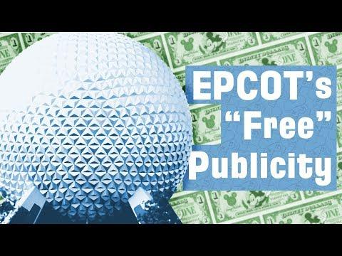 "How Disney Spent $180,000 on ""Free"" Advertising"