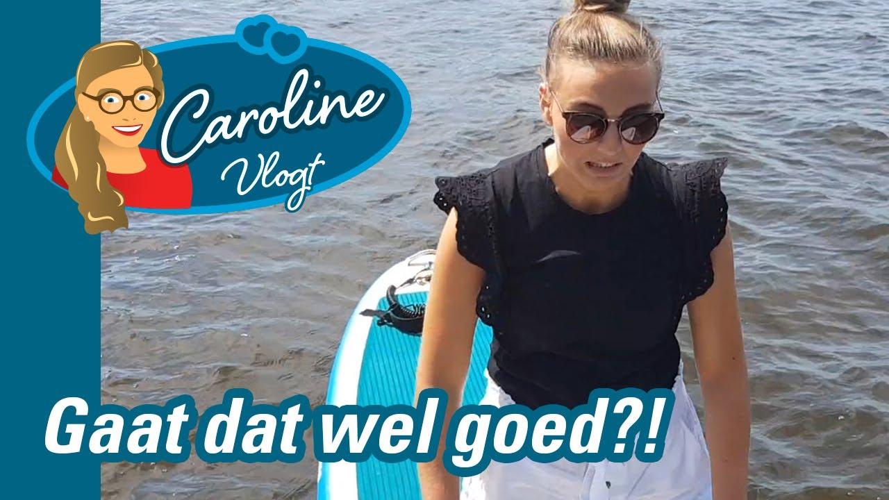 Klussen, inrichten en suppen!    Caroline vlogt #43