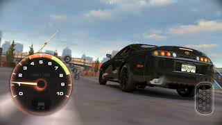 Need for speed no limits toyota supra black