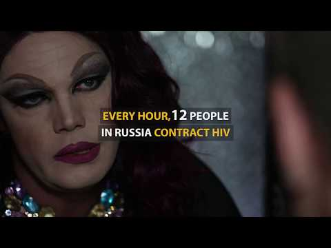 Nonexistent? We exist! (Trailer: HIV and drug use in Russia )