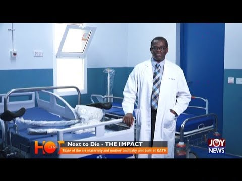 Next to Die - The Impact - Hotline Documentary on JoyNews (15-1-18)
