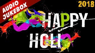 Hit Marathi Holi Songs Jukebox Rang Barse, DJ Song, Dhingana, Udhalu De Gulal | Marathi DJ Songs