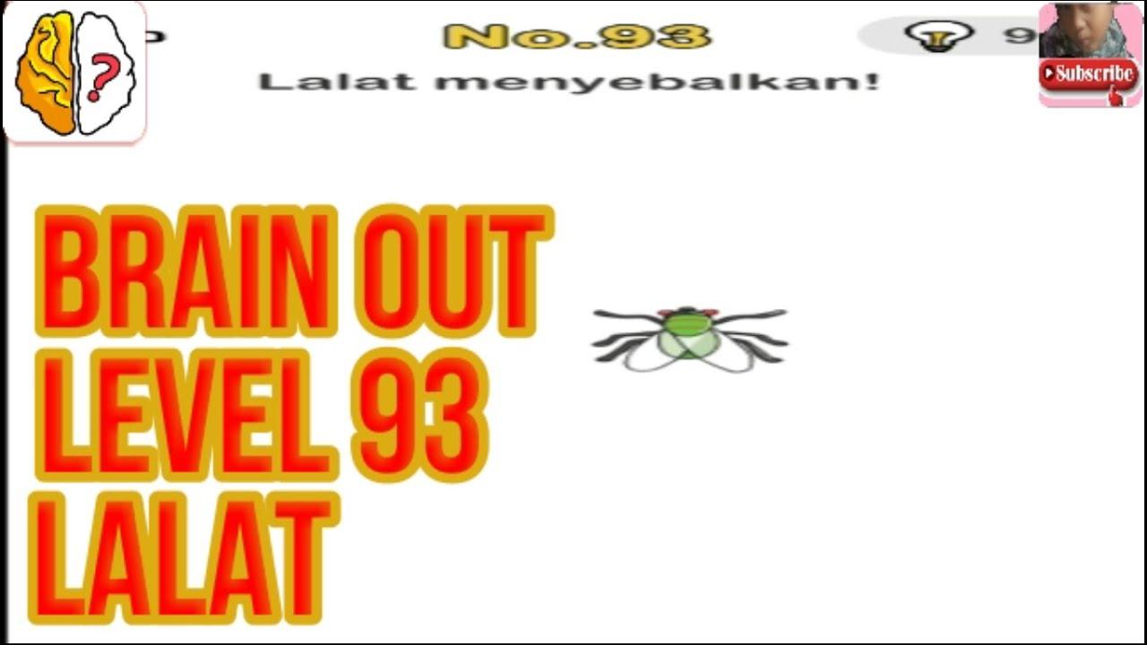 Lalat Menyebalkan Brain Out Game Paling Menyenangkan Level 93 Youtube