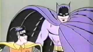 Batman 1960s Intro