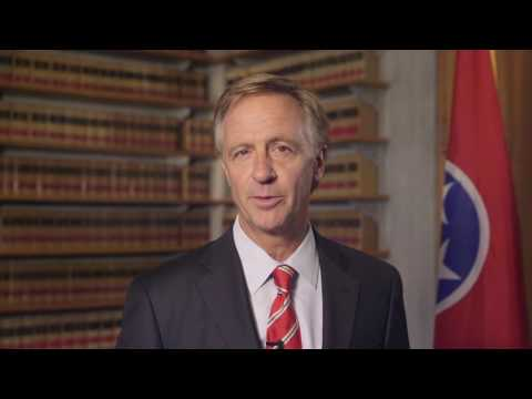 Gov. Bill Haslam : Become a Tennessee Promise Mentor