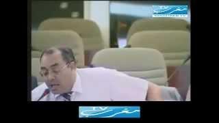 نائب برلماني يهز اركان البرلمان الجزائري بمداخلة نارية
