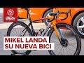 La Nueva Bicicleta de Mikel Landa | Merida Scultura