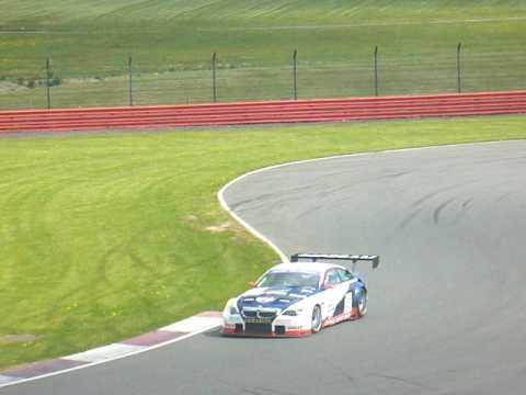 FIA GT3 2009 [Silverstone] [Part - 1]