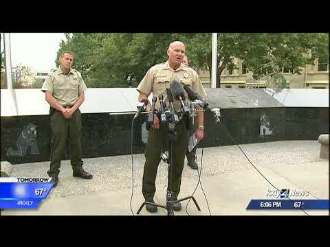 "Spokane Sheriff Knezovich calls for change of ""culture of violence"""